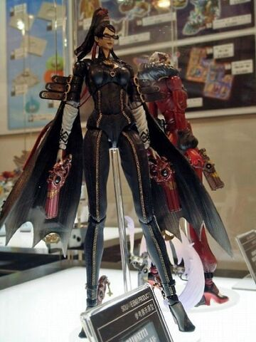 File:Play Arts Bayonetta Prototype Painted.jpg