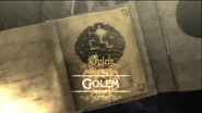Golem's Introduction