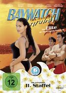 German Baywatch Hawaii Season 2 DVD
