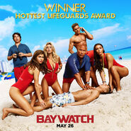 Baywatch Award promo