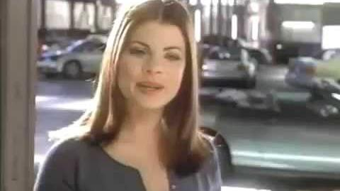 2000 Yasmine Bleeth Motorola Pager E-Messaging Commercial