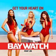 Baywatch Valentines Day Ladies promo