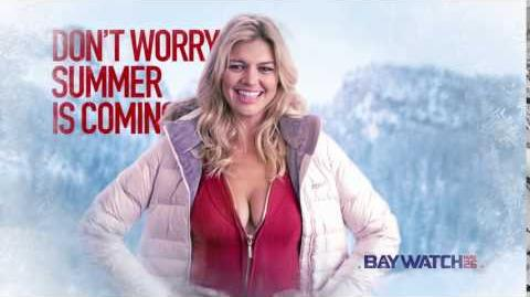 """Baywatch (2017)- """"C.J. Parker"""" Motion Poster- Paramount Pictures"""
