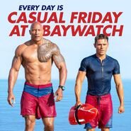 Baywatch Casual Friday promo