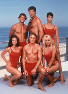Baywatch group