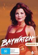 Australian Season 5 DVD