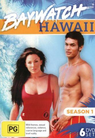 File:Australian Baywatch Hawaii Season 1 DVD.jpg