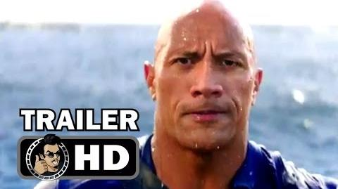 BAYWATCH Trailer Teaser (2017) Dwayne Johnson, Alexandra Daddario Action Movie HD