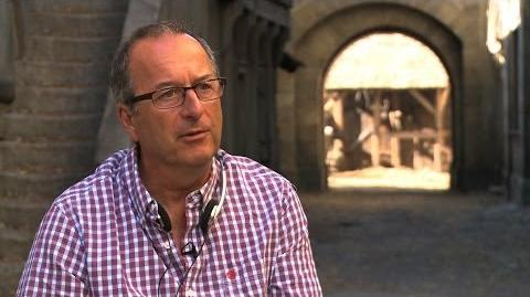 The Musketeers creator Adrian Hodges breaks down writing - The Musketeers - BBC One
