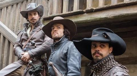 THE MUSKETEERS New Series Coming in June to BBC AMERICA