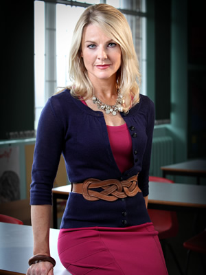 Sarah hadland waterloo road
