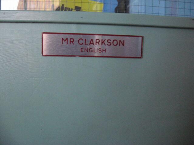File:Mr Clarkson Classroom door.jpg