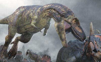 Daspletosaurus 1