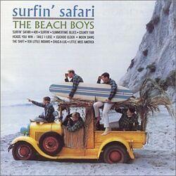 Surfin'SafariCover
