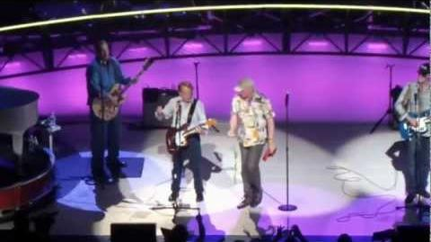 Beach Boys 50th Anniversary Tour - Help Me Rhonda
