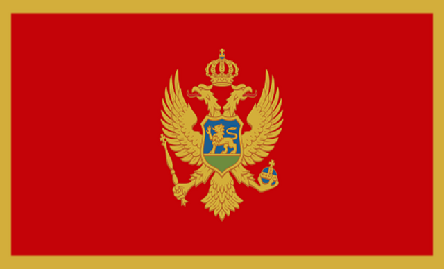 File:Montenegro Flag.png