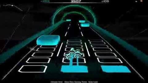 Audiosurf Beast Wars Opening Theme (metal cover)