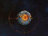 G1 Unicron Planet