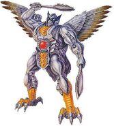 Beast Wars Silverbolt