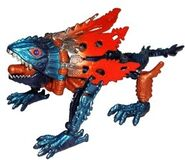 Transmetal 2 Iguanus Beast Mode by BrianDuBose