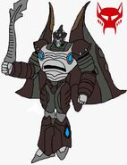 Bull Ray Maxitrooper