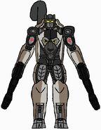 Gray-headedlemur Maxitrooper
