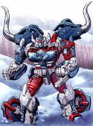 Beast Wars Ultra Mammoth