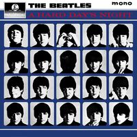 A Hard Day's Night -Mono-
