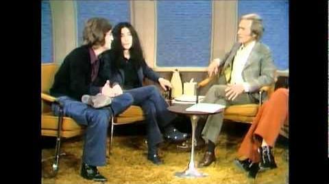 John Lennon & Yoko Ono 2nd Apperanace on the Dick Cavett Show