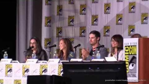 Beauty and the Beast panel SDCC 2013