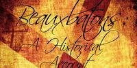 Beauxbatons: A Historical Account