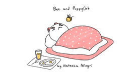Bee and Puppycat title