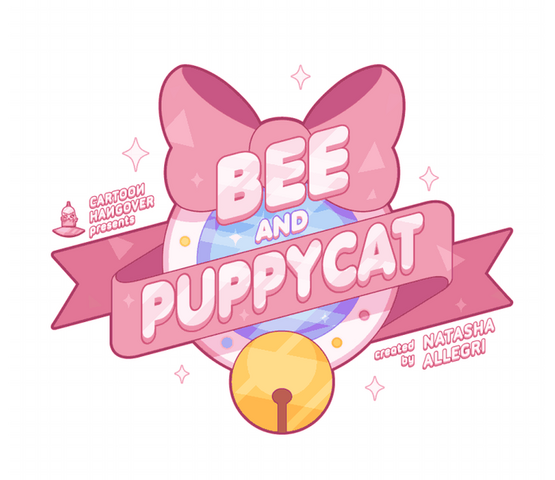 File:Bee and Puppycat Logo.png
