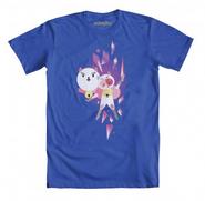 WLF crystal power shirt