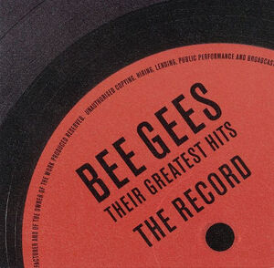 Bee Gees-Their Greatest Hits-The Record