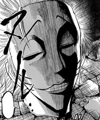 Nasu's Frightening Grin
