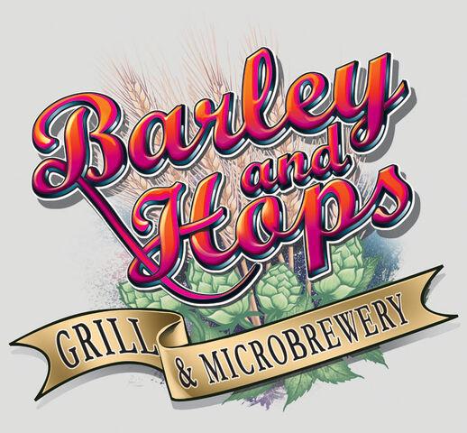 File:Barley and Hops Brewery Logo.jpg