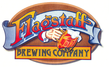 Flagstaff Brewing logo