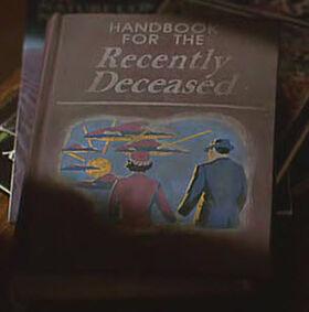 HandbookForTheRecentlyDeceased