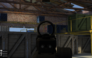 MP7 Reflex Sight