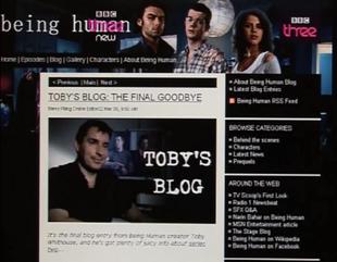 Being Human Blog1