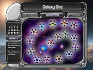 Puzzle Mode Galaxy Map BLACKANDWHITE
