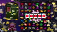 Poker Mode Flush