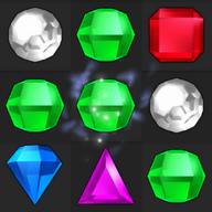 Ice Gem- Bejeweled Twist