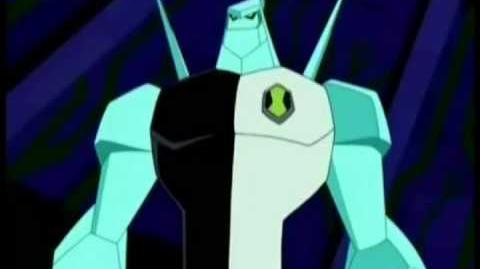 Ben 10 Omniverse - Diamondhead Transformation 1