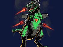Future-dino-t-shirt