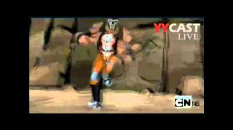 Ben 10 omniverse shocksquatch transformation