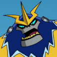 Electricyeti character