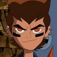Punk ben character