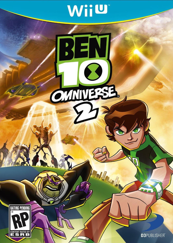 Ben 10 Omniverse El videojuego 2  Ben 10 Wiki  FANDOM powered